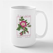 Desert Rose Large Mug