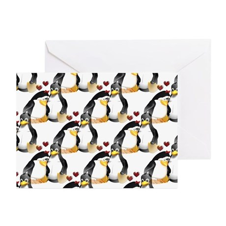 Chicks Love Me! Greeting Cards (Pk of 10)