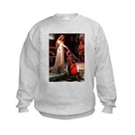 Accolade / Schipperke Kids Sweatshirt
