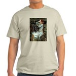 Ophelia / Schipperke #4 Light T-Shirt
