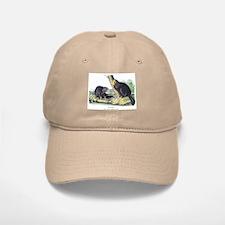 Audubon Beaver Animal Baseball Baseball Cap