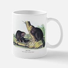 Audubon Beaver Animal Mug
