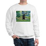 Bridge / Schipperke #4 Sweatshirt