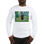 Bridge / Schipperke #4 Long Sleeve T-Shirt