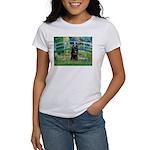 Bridge / Schipperke #4 Women's T-Shirt