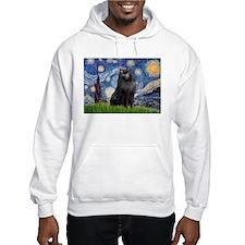 Starry / Schipperke #2 Hoodie