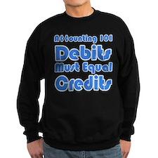 Accounting 101 Sweatshirt