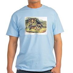 Audubon Coyote Animal T-Shirt
