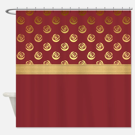 gold and pink shower curtain. Dusty Rose Gold Shower Curtain Pink Curtains  CafePress