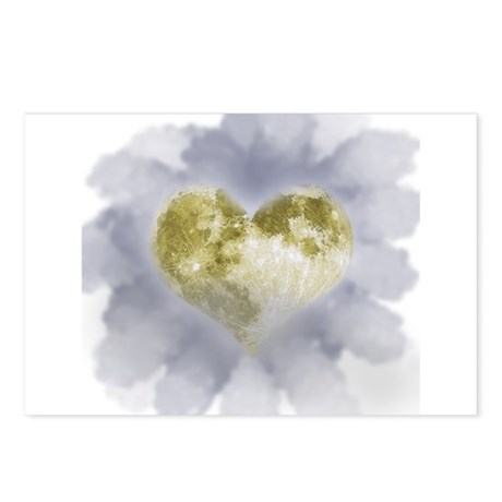 Heart of All Worlds Postcards (Package of 8)