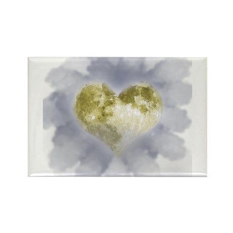 Heart of All Worlds Rectangle Magnet (10 pack)