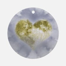 Heart of All Worlds Ornament (Round)
