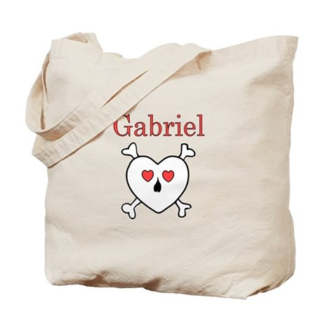 Gabriel - Love Pirate Tote Bag