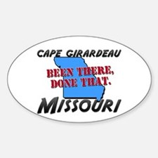 cape girardeau missouri - been there, done that St