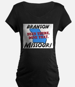 branson missouri - been there, done that T-Shirt