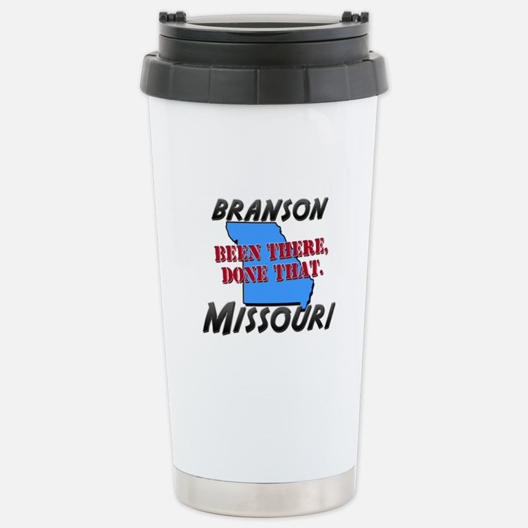 branson missouri - been there, done that Travel Mug