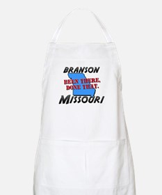 branson missouri - been there, done that BBQ Apron