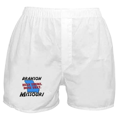 branson missouri - been there, done that Boxer Sho