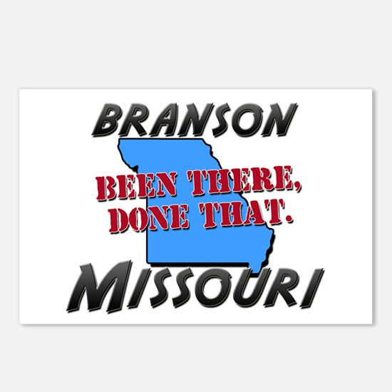 branson missouri - been there, done that Postcards