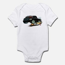 Dodge SRT-10 Black Truck Infant Bodysuit