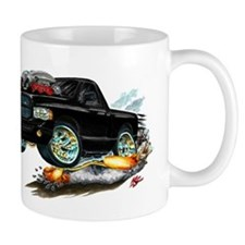 Dodge SRT-10 Black Truck Mug