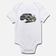 Dodge SRT-10 Grey Truck Infant Bodysuit