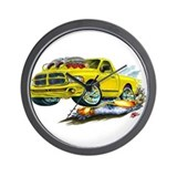 Dodge truck Wall Clocks