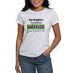 Non Hodgkin's Warrior Women's T-Shirt