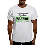 Non Hodgkin's Warrior Light T-Shirt