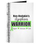 Non Hodgkin's Warrior Journal