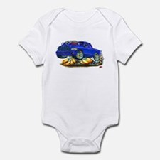 Dodge SRT-10 Blue Dual Cab Infant Bodysuit