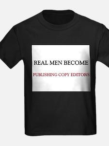 Real Men Become Publishing Copy Editors T