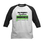Non-Hodgkin's Awareness Kids Baseball Jersey