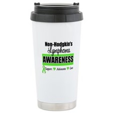 Non-Hodgkin's Awareness Travel Mug