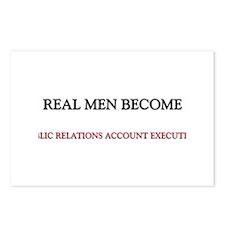 Real Men Become Public Relations Account Executive