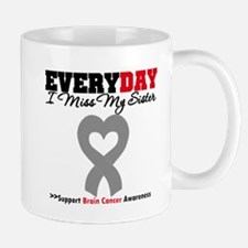 Brain Cancer Sister Mug