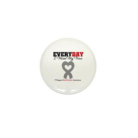 Brain Cancer Sister Mini Button (10 pack)