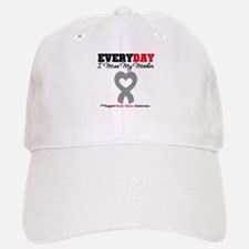 Brain Cancer Mother Baseball Baseball Cap