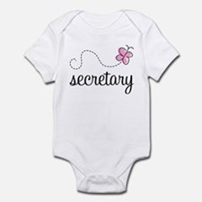 Pretty Secretary Onesie