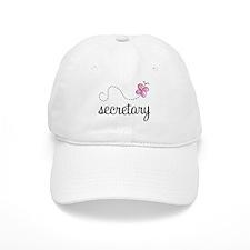 Pretty Secretary Baseball Cap