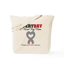 Brain Cancer Mom Tote Bag