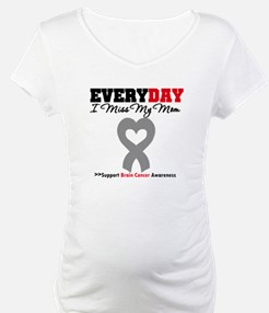 Brain Cancer Mom Shirt