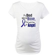 Angel 1 DAD Colon Cancer Shirt