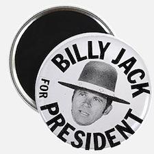 "Billy Jack For President 2.25"" Magnet (100 Ma"