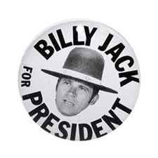 Billy Jack For President Ornament (Round)
