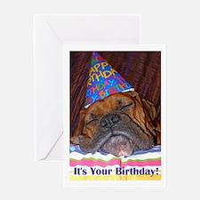 Journey Birthday Card