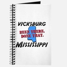 vicksburg mississippi - been there, done that Jour