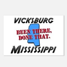 vicksburg mississippi - been there, done that Post