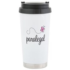 Pretty Paralegal Travel Mug