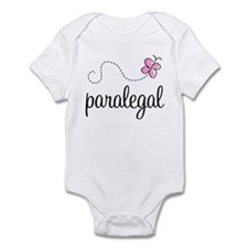 Pretty Paralegal Infant Bodysuit